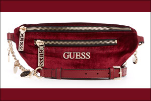 GUESS � The Red and Black Trend