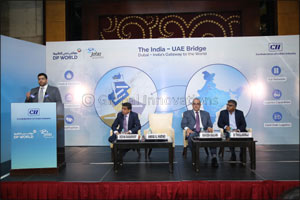 Dp World, UAE Region and Jafza Unlocking Potential in New Markets for Indian Exports