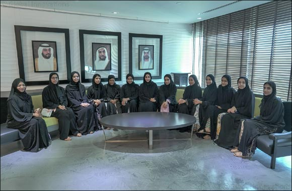 Khalifa Fund welcomes visit of 15 young female participants of recently concluded summer camp 2019