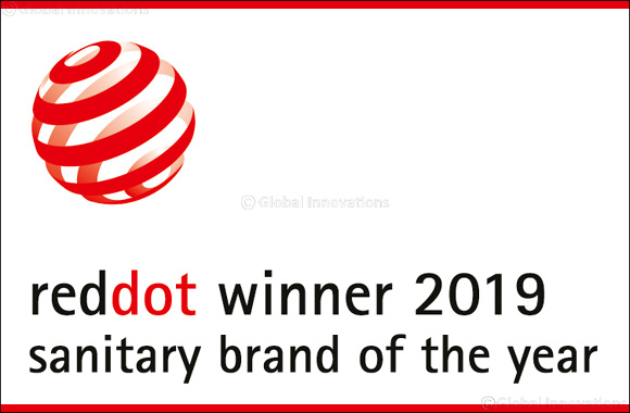 """Excellently designed Brand Communication: GROHE wins the distinction of """"Red Dot: Brand of the Year"""""""