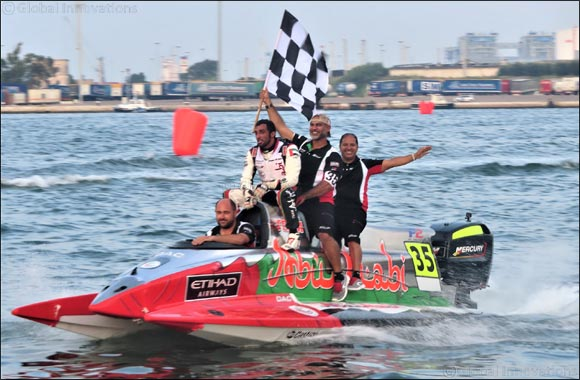 Team Abu Dhabi's Al Qemzi Closes in on F2 World Title With Victory in Italy