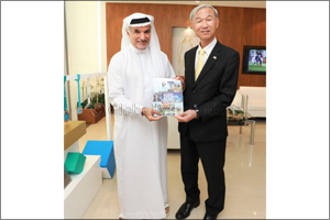 DSC and South Korea Consul General discuss ways to enhance cooperation