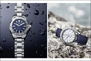 Tag Heuer Unveils New Aquaracer for a Life of Leisure and Experiences