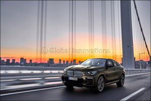BMW at the IAA Cars 2019 in Frankfurt.
