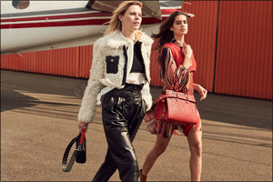 Longchamp Fw 2019  -  La Voyageuse: the New Bag With a Spirit of Adventure