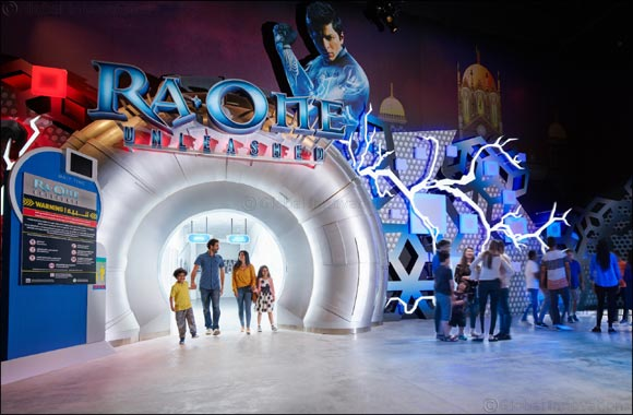 Catch the latest action-packed film Saaho at Bollywood Parks™ Dubai with a special all-inclusive promotion