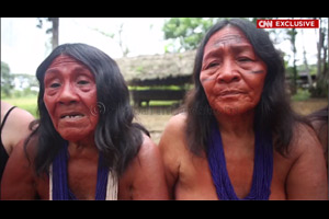 CNN meets the Brazilian tribe fighting to save the Amazon