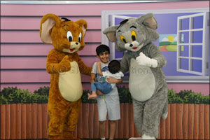 Tom & Jerry are coming to the Northern Emirates