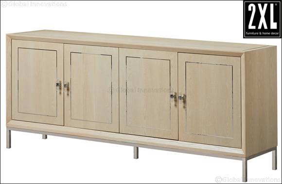 Add Style to Your Dining Room with Stunning Sideboards from 2XL Furniture & Home Décor