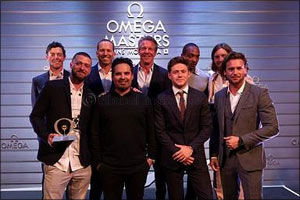 The OMEGA Celebrity Masters Begins an Exciting Week of Golf