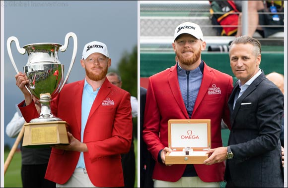 Victory for Sebastian Soderberg at the 2019 Omega Masters