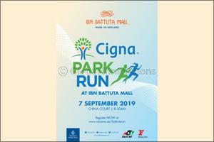 Get set for the 2019 grand finale of Cigna Park Run at Ibn Battuta Mall