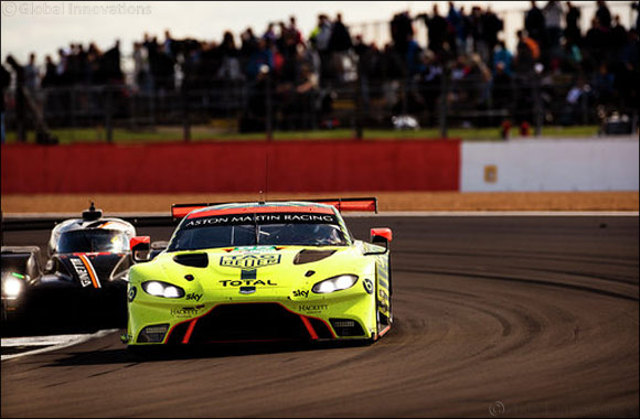 Double Podium for Aston Martin in Fia Wec Silverstone Opener