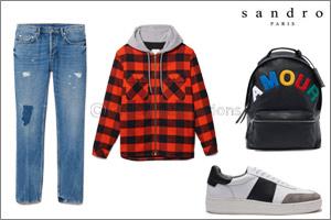 Sandro's Top Picks for Streetwear