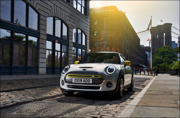 MINI at the IAA Cars 2019 in Frankfurt.