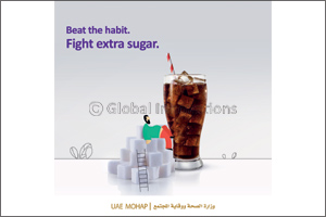 Ministry of Health & Prevention Launches the Awareness Campaign �Beat the Habit�Fight Extra Sugar�Du ...