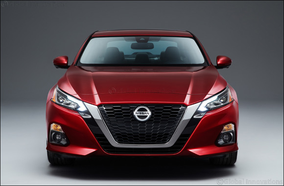 Nissan Altima 2.0-liter VC-Turbo engine now available across the Middle East