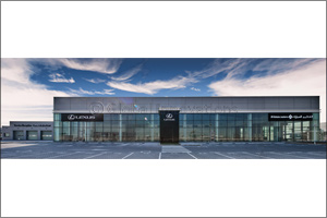 Al-Futtaim Lexus opens its greenest and most sustainable 3S facility in the UAE