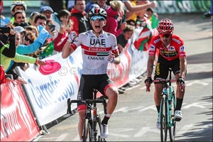 A Pure Class Performance From Pogacar as He Earns His Second Stage Win at La Vuelta