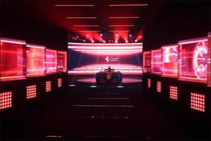 Universo Ferrari exhibition opens today