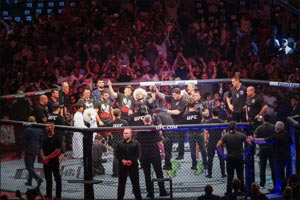 Khabib Crowned Lightweight King at Epic Ufc 242 Showdown