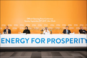 UAE Welcomes Energy Industry's Thought Leaders at World's Most Influential Energy Event