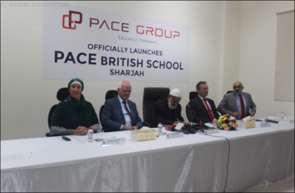 Opening of PACE British School, a premium British curriculum education initiative in the emirate of Sharjah