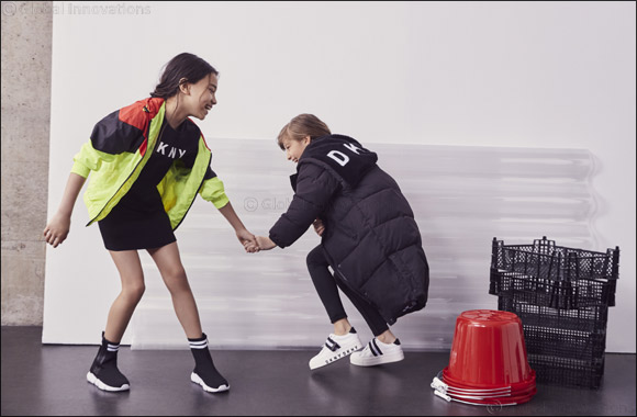 DKNY Kids continues to lead the way in athleisure dressing