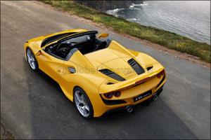 The Ferrari F8 Spider: the evolution of the species