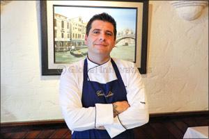 Casa Mia's very own Chef Giuseppe to lead the kitchen as Chef de Cuisine