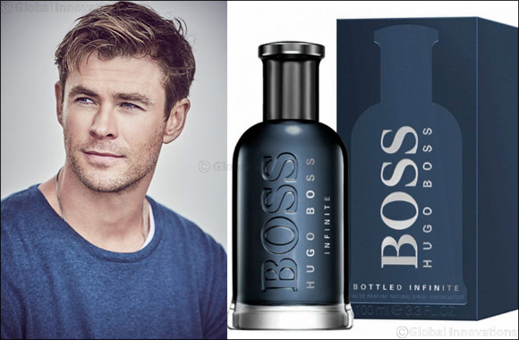 Boss Bottled Infinite: Express Your Inner Self