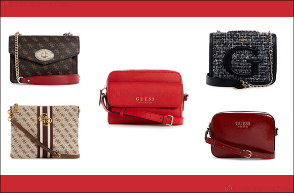 Crossbody Season with GUESS