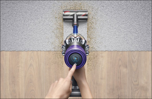 Introducing the Dyson V11TM Absolute cord-free vacuum
