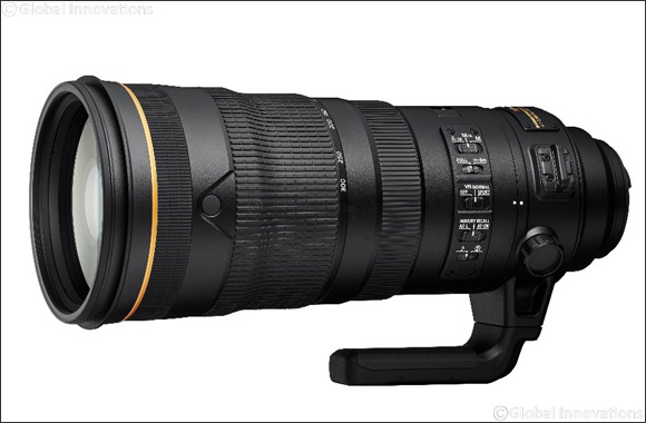 Nikon is developing the D6 DSLR camera and the AF-S NIKKOR 120-300mm f/2.8E FL ED SR VR telephoto zoom lens