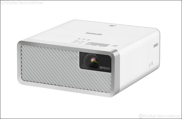 Epson launches world's smallest 3LCD laser projector in the region