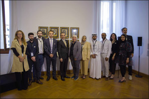 Sheikh Abdullah Al Salem Cultural Centre's Second Group of Resident Artists Make Waves at Internatio ...