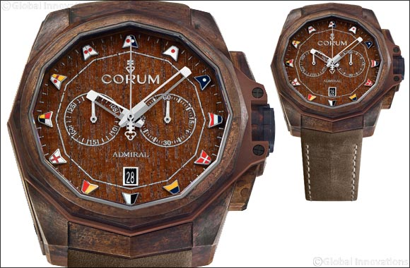 Admiral AC-One 45 Chronograph Bronze