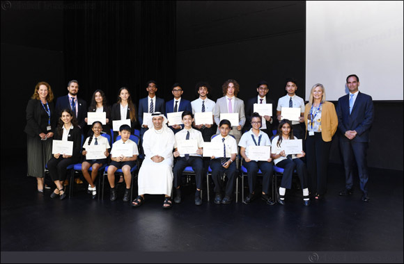 GEMS Wellington International School rewards outstanding students at the Scholarship Award Ceremony 2019