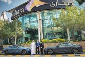 Sahara Centre rewards winners of its MAKE ROOM FOR ELEGANCE Campaign