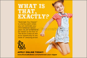 Nominate your Nipper to be the face of The Studio Dubai!