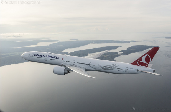 Turkish Airlines' load factor is 84.8 percent in August.