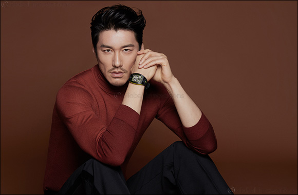 CORUM announces Hu Bing as its new Global Brand Ambassador