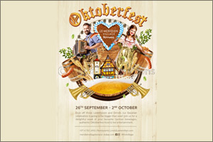Le Meridien Dubai Village Terrace presents a Bavarian Wonderland!