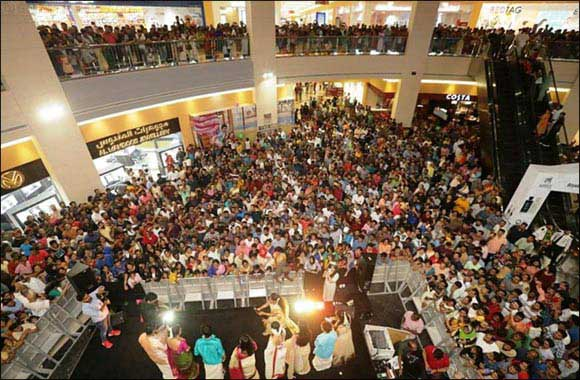 Huge Crowd Turns Out at Arabian Center to celebrate Onam 2019
