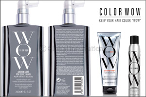 Protect your Hair with the New Hair Care Range from Color WOW.