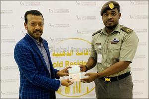 Abdulla Nalapad gets 10-year UAE 'Gold Card' visa