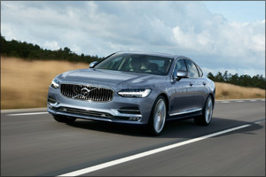 Exciting offers on Volvo's flagship XC90 SUV and the S90 Sedan from Trading Enterprises � Volvo