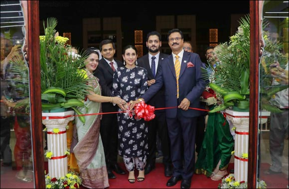 Bollywood actress Karishma Kapoor captivates Sharjah  as she inaugurates Al Adil's 43rd branch