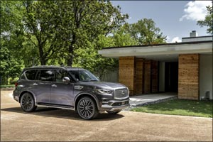 Infiniti Qx80 Wins 2019 Autopacific Ideal Vehicle Award
