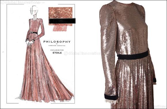"""Etoile """"La Boutique'' Presents The Philosphy Dress"""